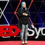 Listen to Mariam Veiszadeh's TED Talk Sydney