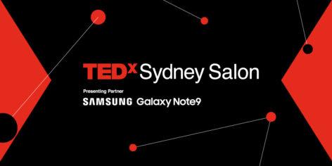 TEDxSydney Salon