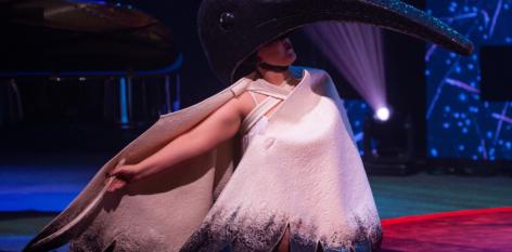 Beautiful + Ibis Noir | Deep Sea Astronauts featuring Sheba Williams | TEDxSydney